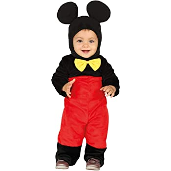 Minnie Mouse Style Fancy Dress Mouse Costume Set Black White ...