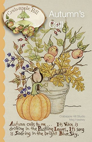 Autumn's Call Embroidery Pattern by Meg Hawkey From Crabapple Hill Studio #334 - 10