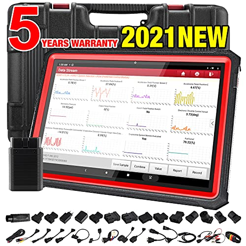 LAUNCH X431 PRO3S+ Bi-Directional Scan Tool(Upgraded Ver. of X431 V PRO),31+ Reset Service OE-Level Full System Diagnostic Scanner,Key Program,ECU Coding,AutoAuth for FCA SGW 2 Years Free Update