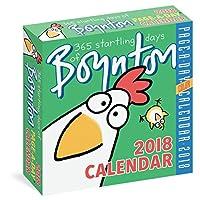 365驚くべき日のBoynton page-a-dayカレンダー2018[ 6.25X 6.25]