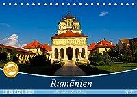 Rumaenien, Alba Iulia - Karlsburg (Tischkalender 2022 DIN A5 quer): Die Wiege Rumaeniens, in herrlichen Bildern der Fotografin Anneli Hegerfeld-Reckert (Monatskalender, 14 Seiten )