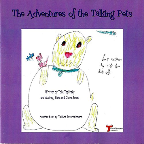 The Adventures of the Talking Pets cover art