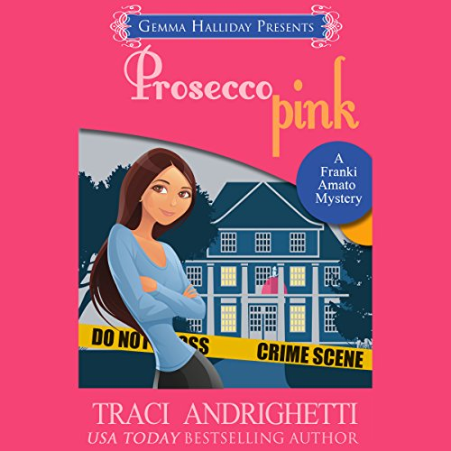 Prosecco Pink cover art