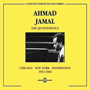 Ahmad Jamal The Quintessence 1952-1960