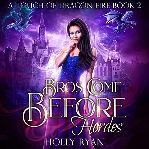 Bros Come Before Hordes (A Scorching Hot Reverse Harem) Titelbild