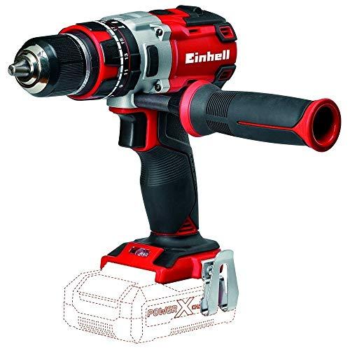 EINHELL 4513860 Akku-Schlagbohrschrauber Brushless 18 V, 2 Geschwindigkeiten, 60 Nm nur TE CD 18 Li