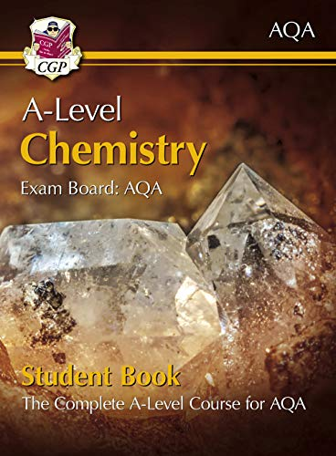 A-Level Chemistry for AQA: Year 1 & 2 Student Book with Online Edition:...