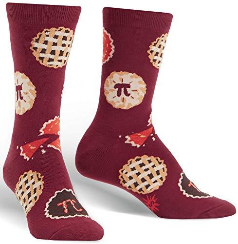 Sock It To Me Damen Crew-Socken - Easy As Pi (Größe 36-42)