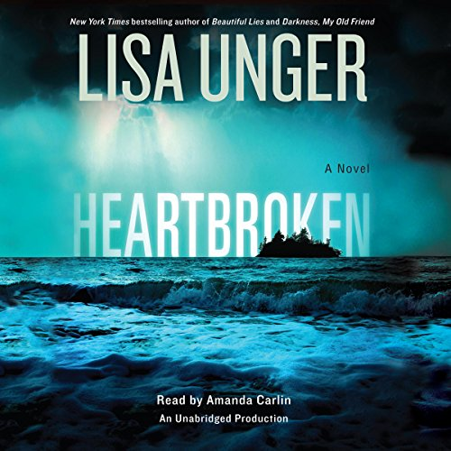Heartbroken audiobook cover art