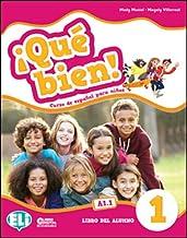 Permalink to ¡Que bien! Libro del alumno. Per la Scuola elementare: Que bien!: Student's Book 1 [Lingua spagnola] PDF