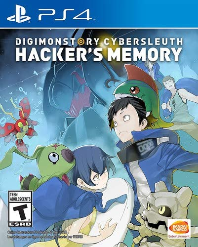 Digimon Story Cyber Sleuth: Hacker's Memory for PlayStation 4 (PS4)