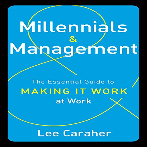 Millennials and Management audiobook cover art