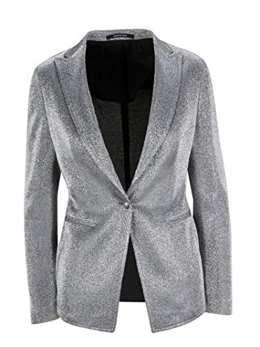 TAGLIATORE Luxury Fashion Damen JGILDAJ57131G1398 Grau Viskose Blazer | Frühling Sommer 20