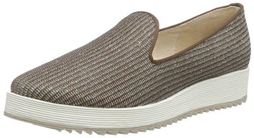 Buffalo Shoes Damen 15BU0091 GLITTER Slipper, Gold (ANTIQUE 03), 41 EU