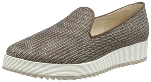 Buffalo Shoes Damen 15BU0091 Glitter Slipper, Gold (Antique 03), 40 EU