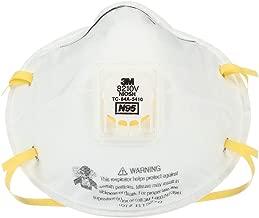 3m particulate respirator 8210 n95 smoke dust grinding sanding sawing sweeping