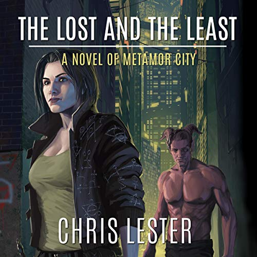 The Lost and the Least audiobook cover art