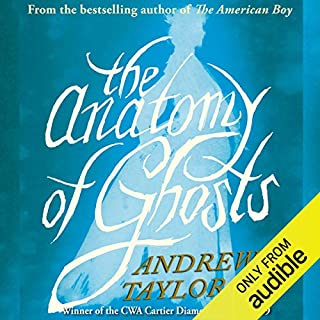 The Anatomy of Ghosts cover art