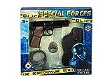 Gonher - Playset Policía con Esposas (425/6)
