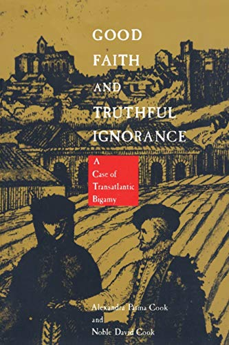 Good Faith and Truthful Ignorance: A Case of...