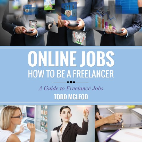 Online Jobs audiobook cover art