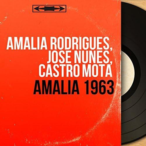 Amalia Rodrigues, José Nunes, Castro Mota