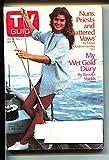 TV GUIDE-10/27/1984-Brooke Shields-St. Louis Edition-VG