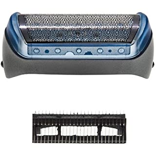 ShaverAid Electric Razor Screen Foil and Cutter Blade fits Braun Cruzer, 10b, 20b Shavers Gray (B003QRD09C) | Amazon price tracker / tracking, Amazon price history charts, Amazon price watches, Amazon price drop alerts