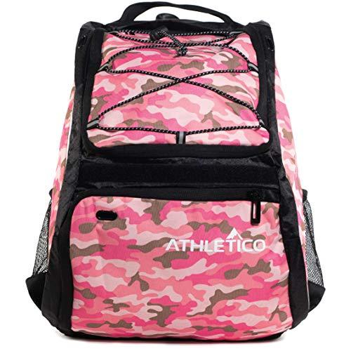 Athletico Baseball Bat Bag - Backpack...