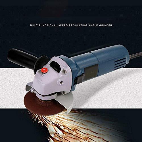 Amoladora angular Velocidad variable eléctrica Amoladora