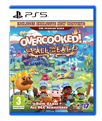 Overcooked All You Can Eat sur PS5