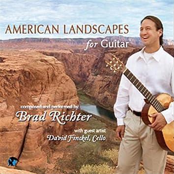 American Landscapes for Guitar (feat. David Finckel)