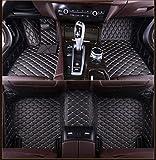 WXHH - Repuesto para Audi Car Mate Suelo del coche, a medida, pies, todos los modelos, alfombra interior (total), Blackbeige(full set)