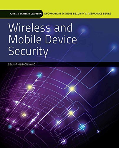Compare Textbook Prices for Wireless and Mobile Device Security: Print Bundle Jones & Barlett Learning Information Systems Security & Assurance Illustrated Edition ISBN 9781284059274 by Doherty, Jim