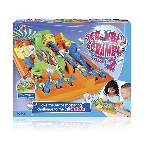 Tomy Screwball Scramble II, T73109