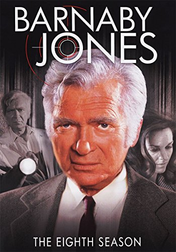 Barnaby Jones: Season 8 [Edizione: Stati Uniti] [Italia] [DVD]