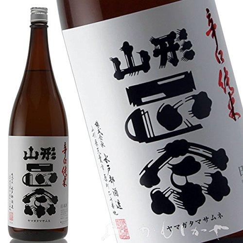 水戸部酒造 山形正宗(やまがたまさむね) 純米辛口 出羽燦々 1800ml 山形県