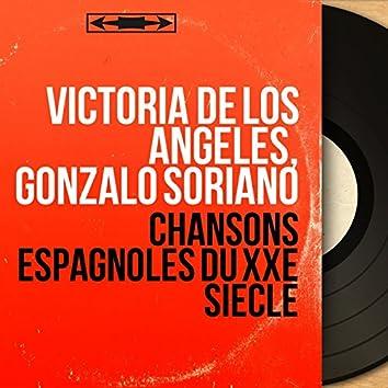 Chansons espagnoles du XXe siècle (Mono Version)