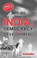 Gullybaba Ignou MA (Latest Edition) MPS-003 India : Democracy And Development, IGNOU Help Books with Solved Sample Question Papers and Important Exam Notes
