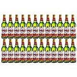 Budweiser Budvar - Premium Czech Republic Lager Beer - 24 x