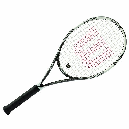 WILSON Raquette de tennis Six. Two BLX 100 pour Adulte