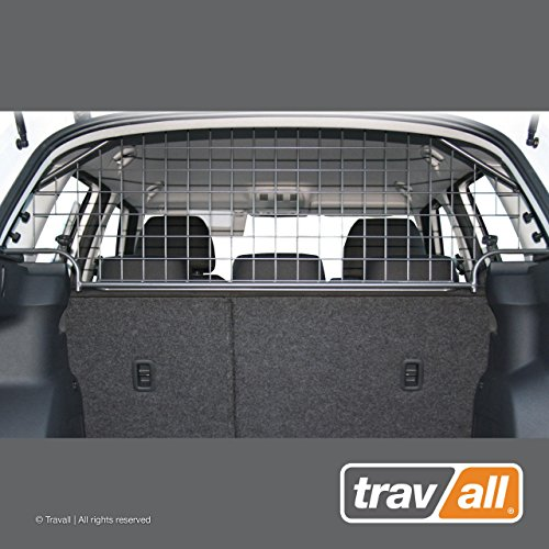 Travall® Guard Hundegitter TDG1167 - Maßgeschneidertes Trenngitter in Original Qualität