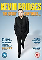 Kevin Bridges: The Story Continues [Region 2]