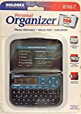 FRANKLIN PERSONAL ORGANIZER ROLODEX RFNA-2 STORES 100 ITEMS