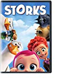 Storks (DVD) Andy Samberg (Actor), Kelsey Grammer (Actor), Nicholas Stoller (Director, Producer, Writer), Rated: PG Format: DVD