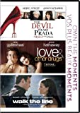 The Devil Wears Prada / Love & Other Drugs / Walk The Line