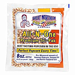 Image of 4110 Great Northern Popcorn...: Bestviewsreviews