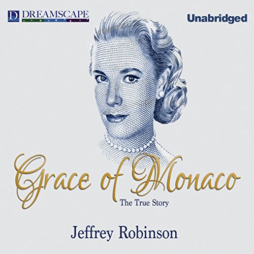 Grace of Monaco audiobook cover art