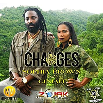 Changes (feat. Ginjah)