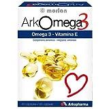 Arkopharma ArkOmega 3 Vitamina E, 45 cápsulas